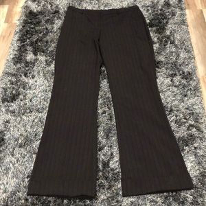 Cache cuffed trousers